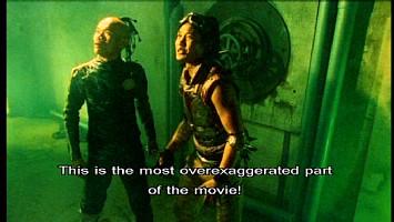 ここが、この映画でいちばんムチャクチャな場面だ!
